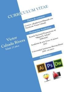 Victor Calzada Infografía UAM Cuajimalpa